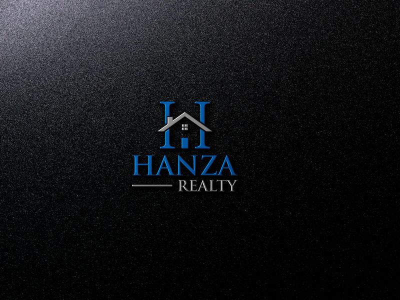 Logo Design by Private User - Entry No. 412 in the Logo Design Contest Logo Design for Hanza Realty.