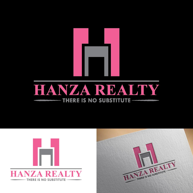 Logo Design by Private User - Entry No. 420 in the Logo Design Contest Logo Design for Hanza Realty.