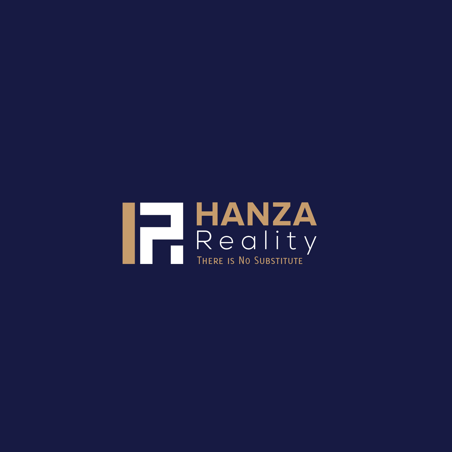 Logo Design by Irshad Siddiqui - Entry No. 429 in the Logo Design Contest Logo Design for Hanza Realty.