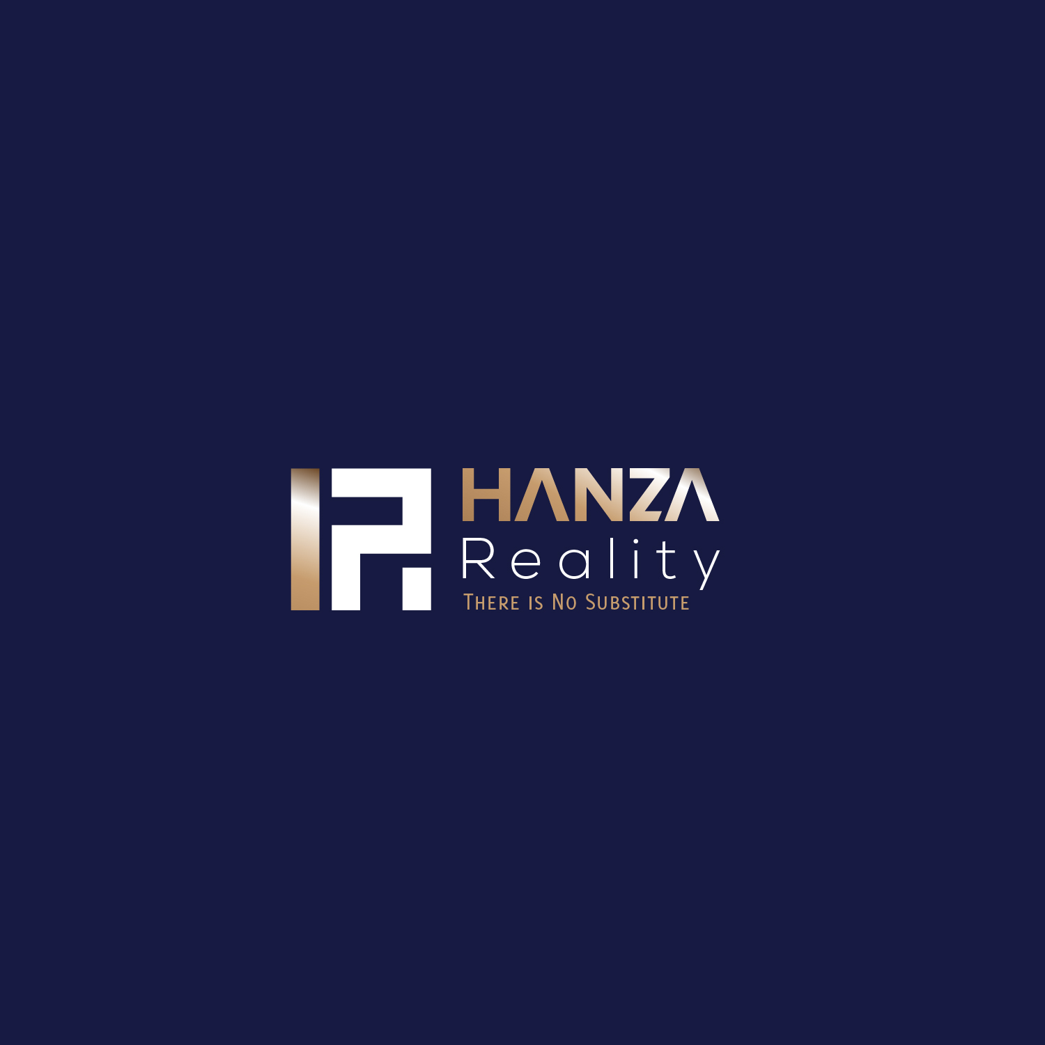 Logo Design by Irshad Siddiqui - Entry No. 430 in the Logo Design Contest Logo Design for Hanza Realty.