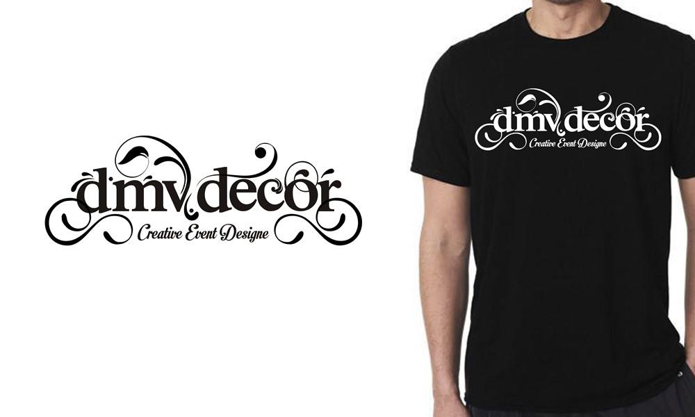 Logo Design by Banyumili - Entry No. 174 in the Logo Design Contest dmvdecor Logo Design.