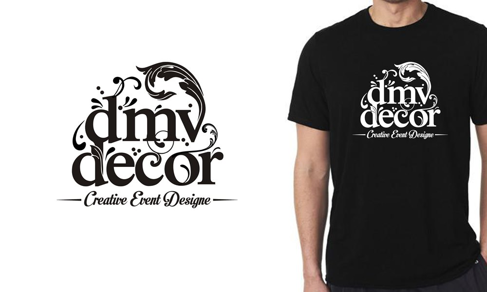 Logo Design by Banyumili - Entry No. 176 in the Logo Design Contest dmvdecor Logo Design.