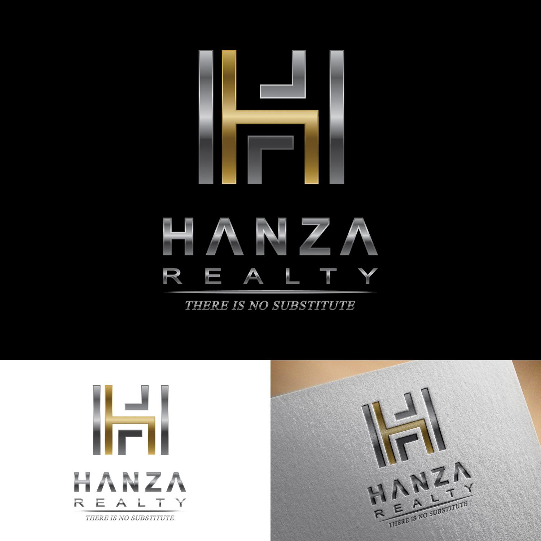 Logo Design by Private User - Entry No. 447 in the Logo Design Contest Logo Design for Hanza Realty.