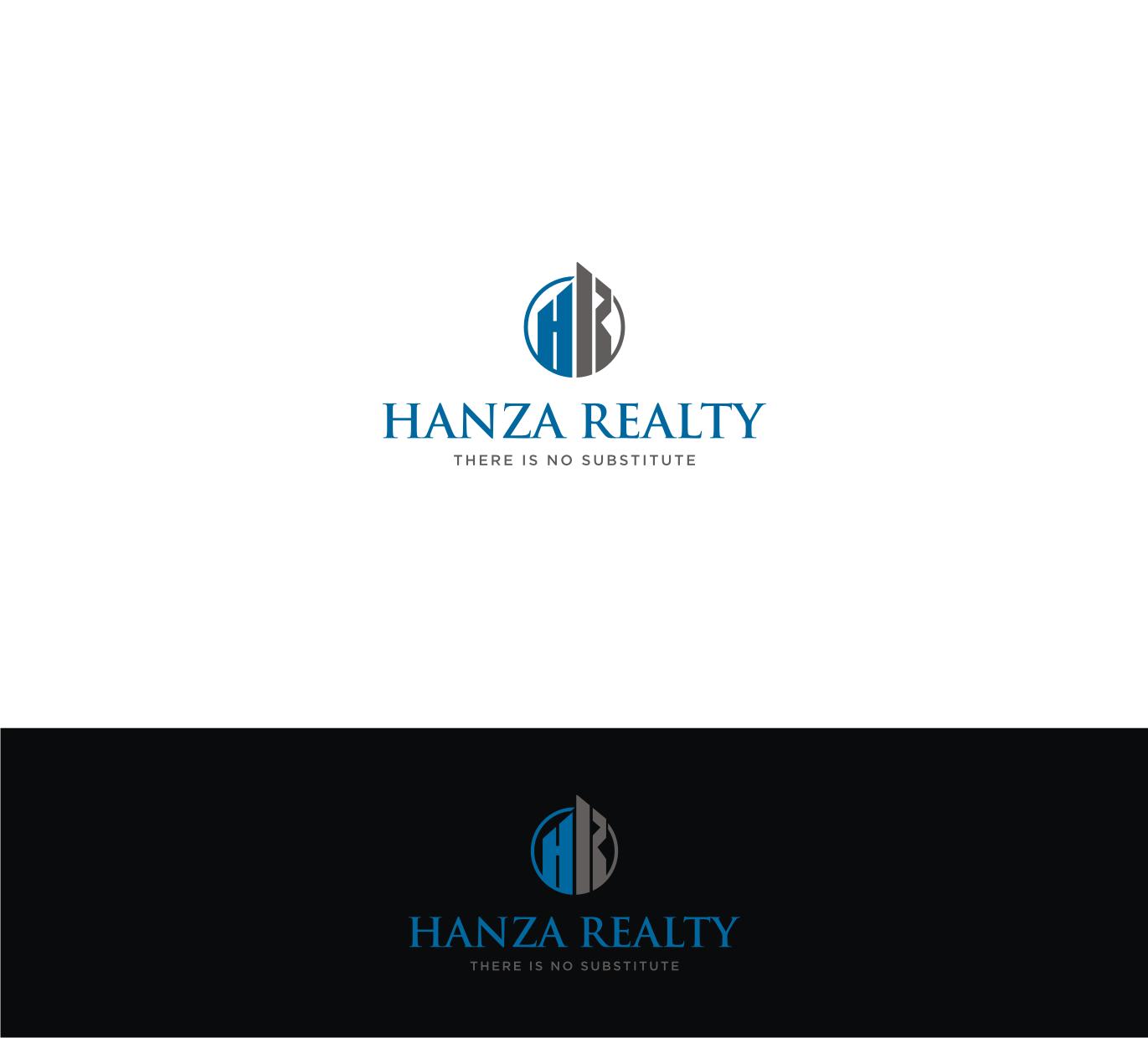 Logo Design by Sigitumarali Sigit - Entry No. 448 in the Logo Design Contest Logo Design for Hanza Realty.
