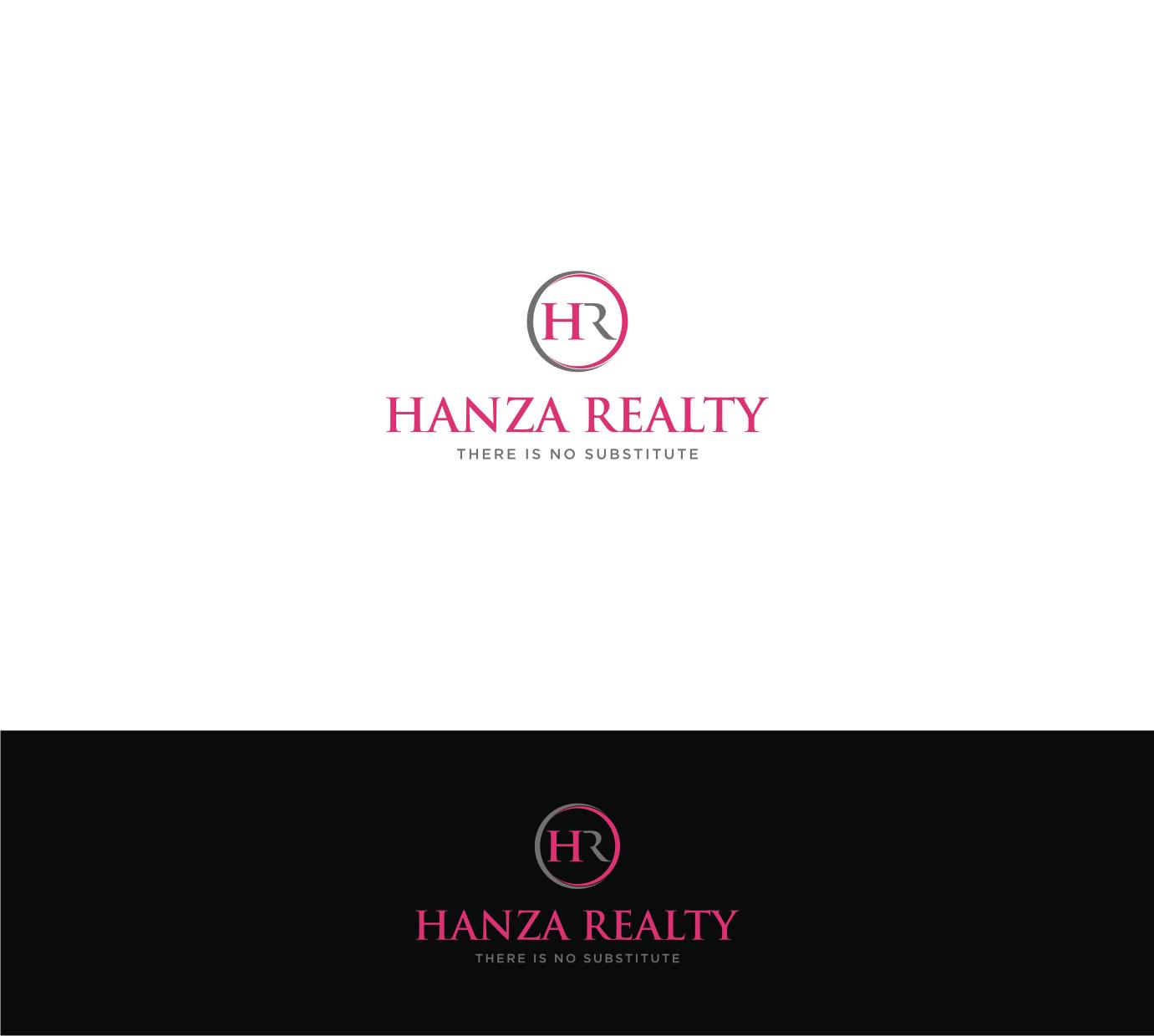 Logo Design by Sigitumarali Sigit - Entry No. 449 in the Logo Design Contest Logo Design for Hanza Realty.