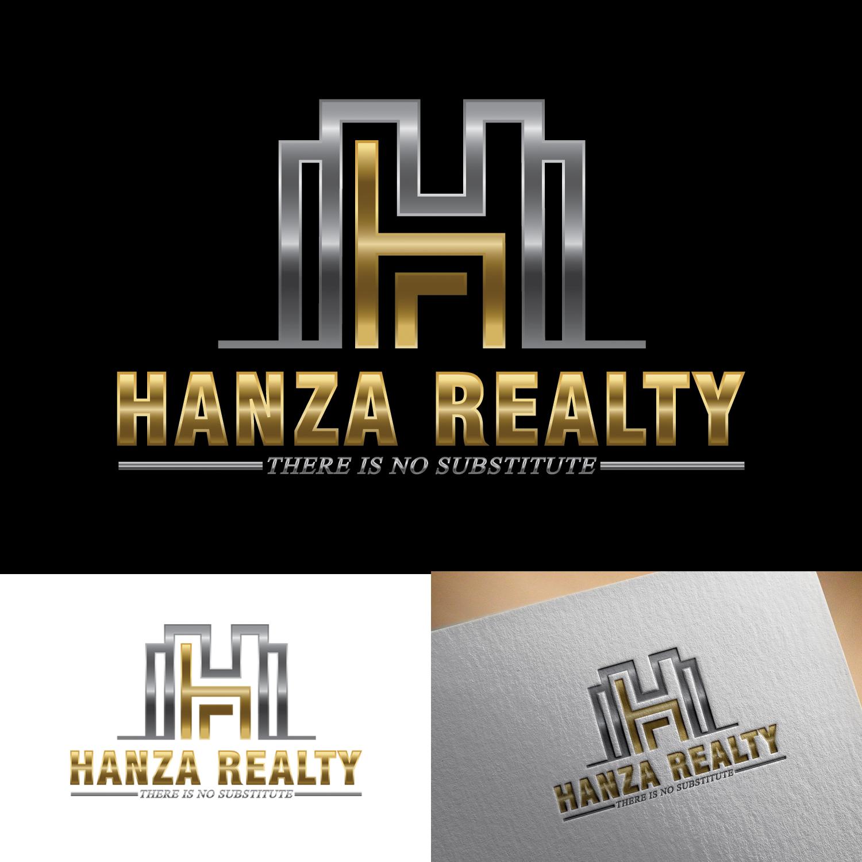 Logo Design by Private User - Entry No. 452 in the Logo Design Contest Logo Design for Hanza Realty.