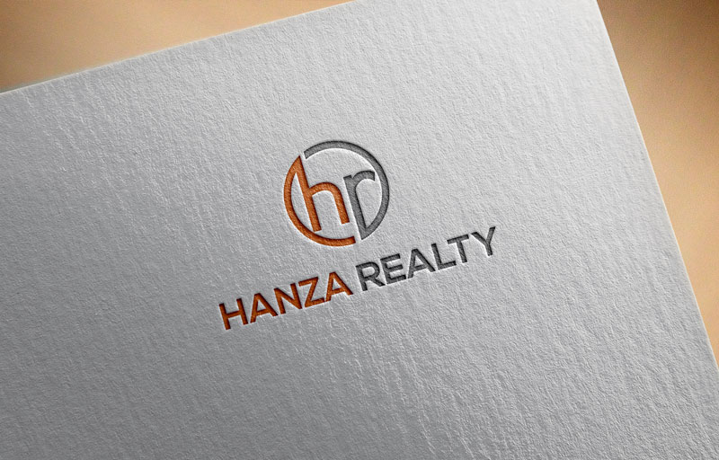 Logo Design by Private User - Entry No. 455 in the Logo Design Contest Logo Design for Hanza Realty.