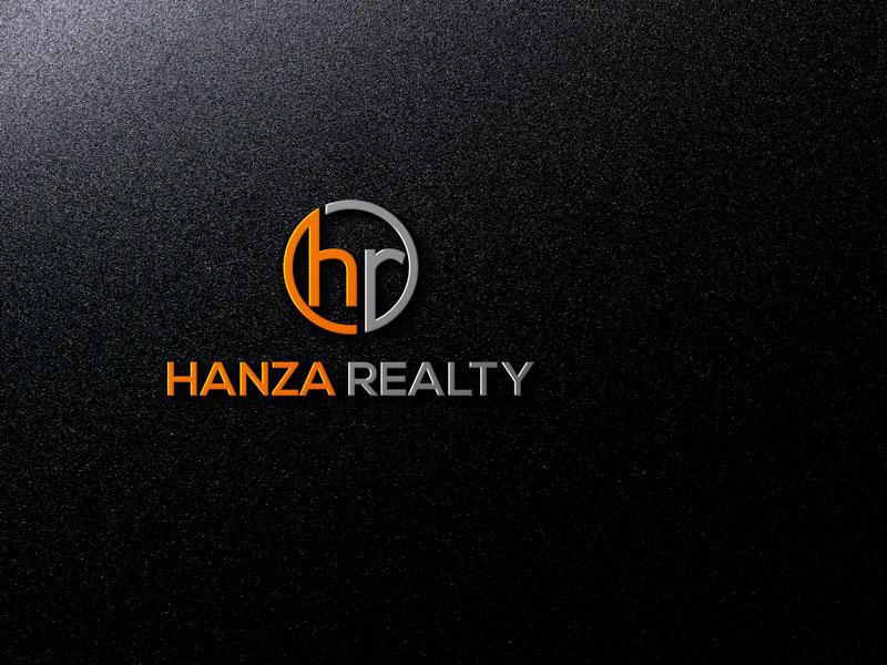 Logo Design by Private User - Entry No. 457 in the Logo Design Contest Logo Design for Hanza Realty.