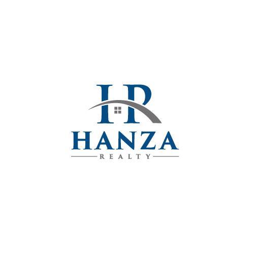 Logo Design by Sujon Miji - Entry No. 465 in the Logo Design Contest Logo Design for Hanza Realty.