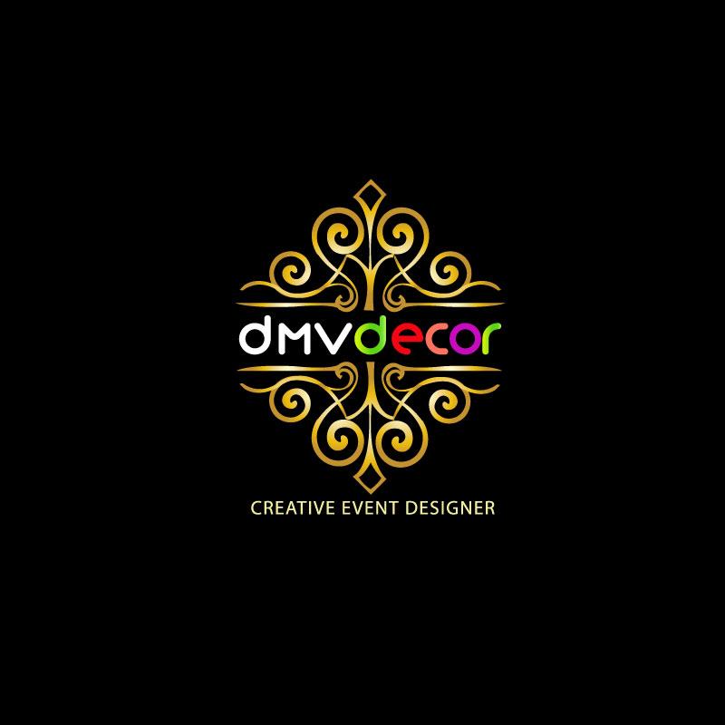 Logo Design by Ajaz ahmed Sohail - Entry No. 195 in the Logo Design Contest dmvdecor Logo Design.