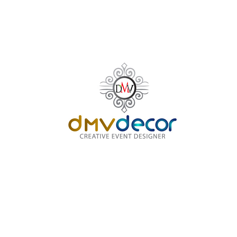 Logo Design by Ajaz ahmed Sohail - Entry No. 196 in the Logo Design Contest dmvdecor Logo Design.