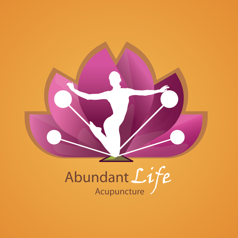 Logo Design by alemi - Entry No. 28 in the Logo Design Contest abundant life acupuncture.