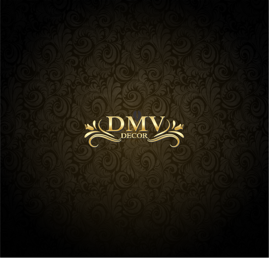 Logo Design by Raymond Garcia - Entry No. 200 in the Logo Design Contest dmvdecor Logo Design.