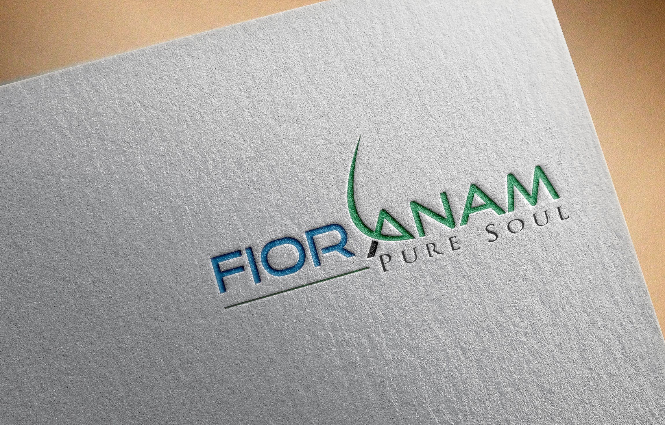 Logo Design by Prohor Ghagra - Entry No. 12 in the Logo Design Contest Creative Logo Design for Fior Anam.