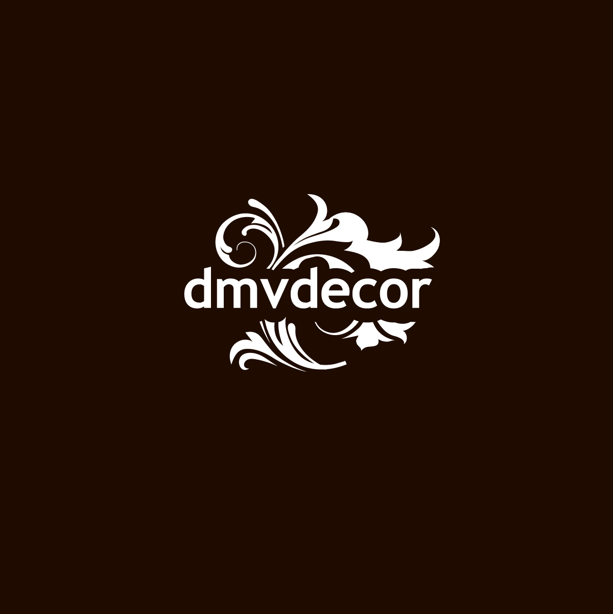 Logo Design by Jodi Kristine Topacio - Entry No. 210 in the Logo Design Contest dmvdecor Logo Design.