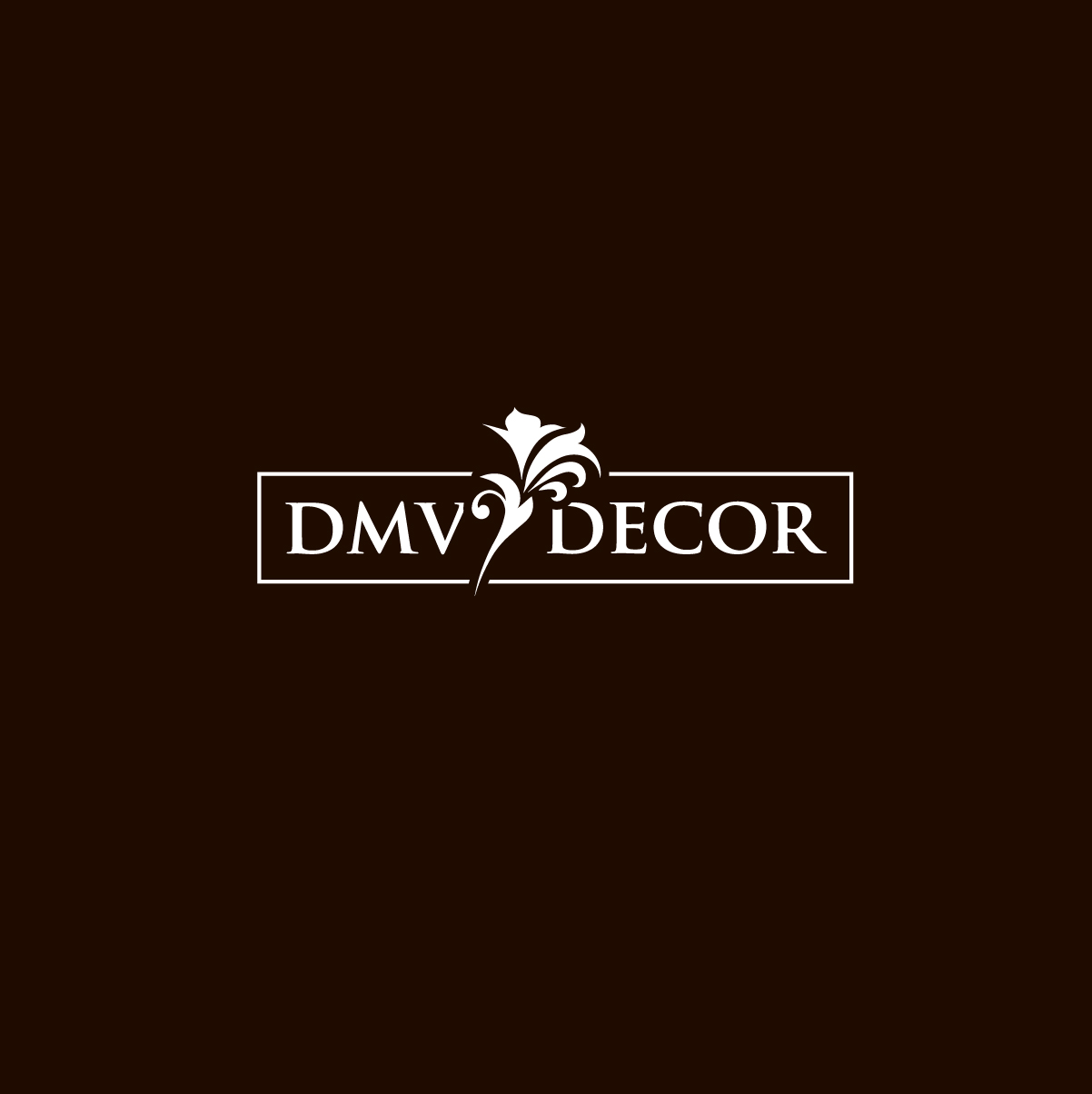 Logo Design by Jodi Kristine Topacio - Entry No. 211 in the Logo Design Contest dmvdecor Logo Design.