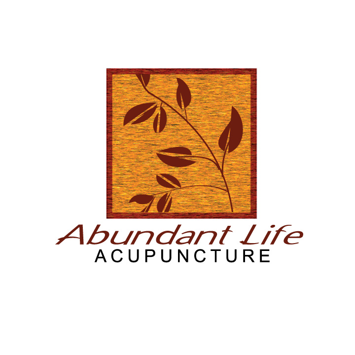 Logo Design by Ricky Frutos - Entry No. 30 in the Logo Design Contest abundant life acupuncture.