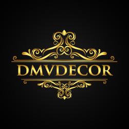 Logo Design by brands_in - Entry No. 212 in the Logo Design Contest dmvdecor Logo Design.