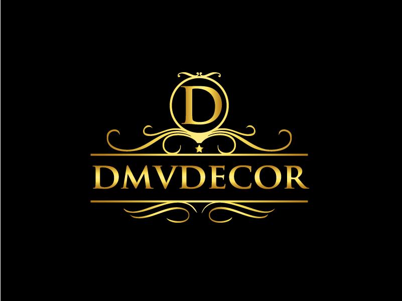 Logo Design by brands_in - Entry No. 213 in the Logo Design Contest dmvdecor Logo Design.