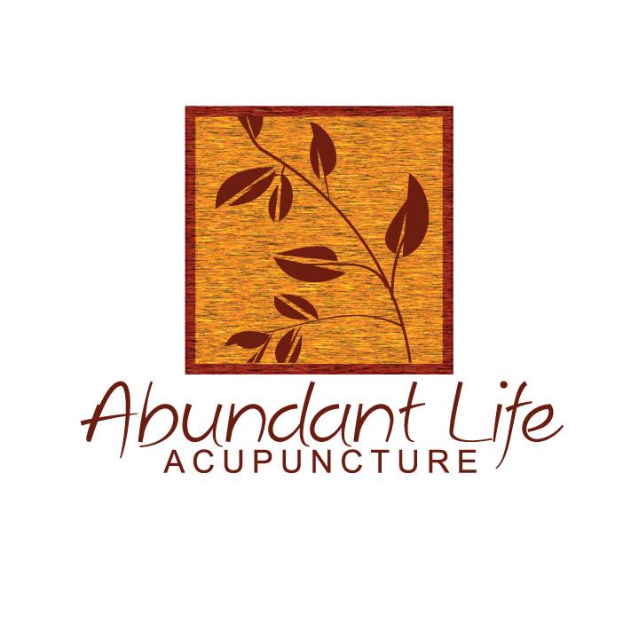 Logo Design by Ricky Frutos - Entry No. 31 in the Logo Design Contest abundant life acupuncture.