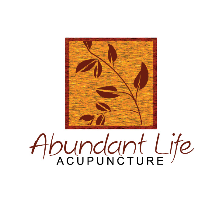 Logo Design by Ricky Frutos - Entry No. 32 in the Logo Design Contest abundant life acupuncture.