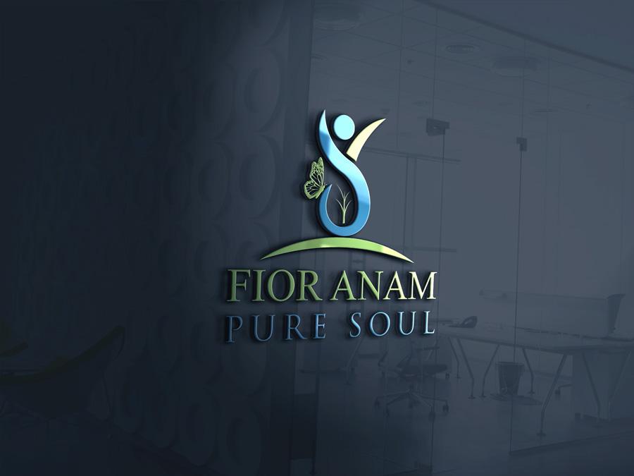 Logo Design by Neon Mirza shakib - Entry No. 70 in the Logo Design Contest Creative Logo Design for Fior Anam.