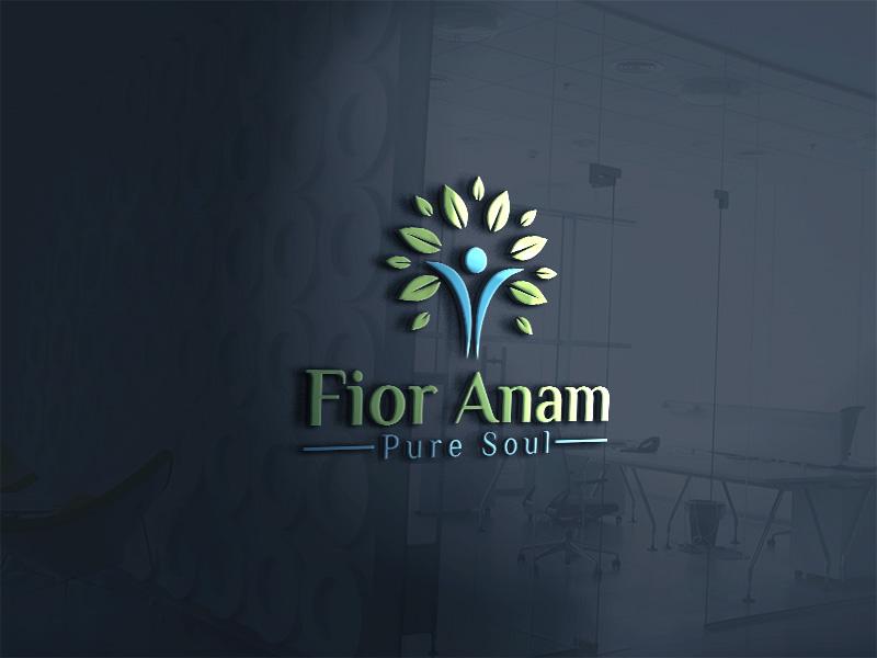 Logo Design by Sohel Sorkar - Entry No. 100 in the Logo Design Contest Creative Logo Design for Fior Anam.