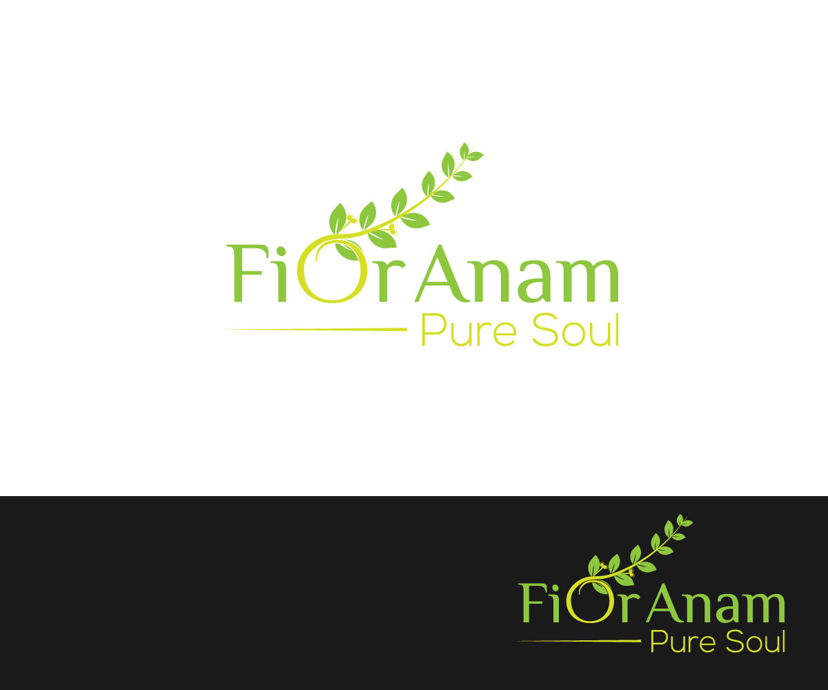 Logo Design by Kamal Hossain - Entry No. 133 in the Logo Design Contest Creative Logo Design for Fior Anam.