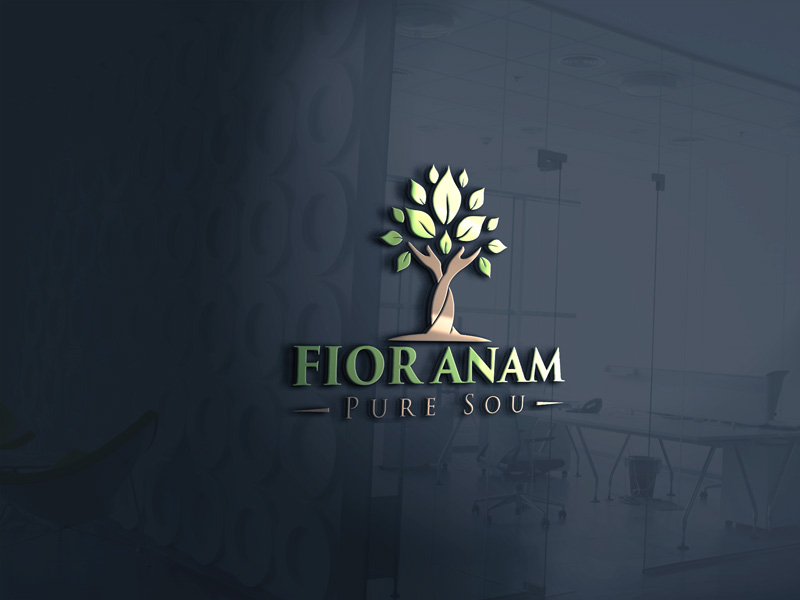 Logo Design by Desing Paglla - Entry No. 134 in the Logo Design Contest Creative Logo Design for Fior Anam.