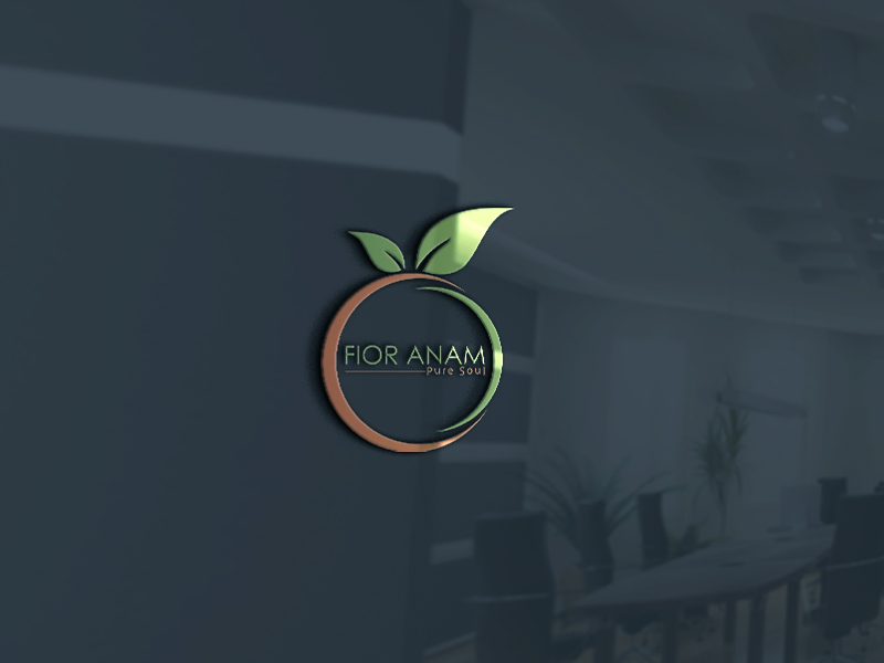Logo Design by Tuhin Mazumder - Entry No. 151 in the Logo Design Contest Creative Logo Design for Fior Anam.