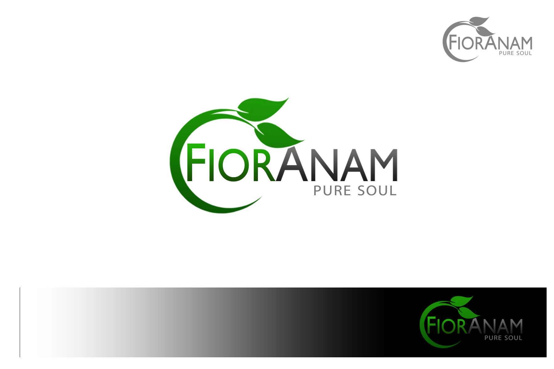 Logo Design by Golden_Hand - Entry No. 176 in the Logo Design Contest Creative Logo Design for Fior Anam.
