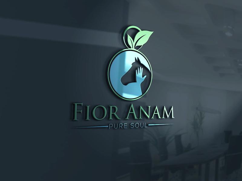 Logo Design by Md Harun Or Rashid - Entry No. 186 in the Logo Design Contest Creative Logo Design for Fior Anam.