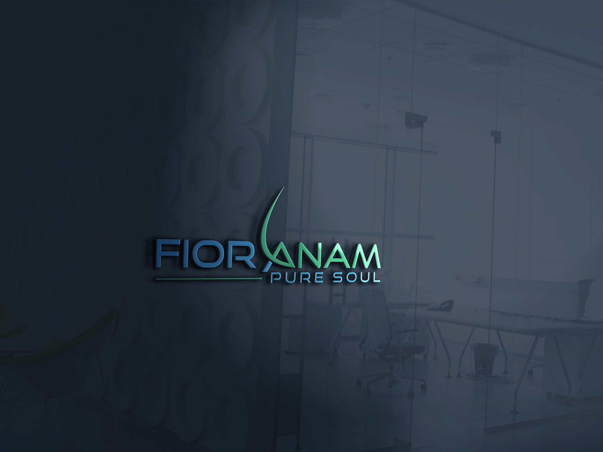 Logo Design by Prohor Ghagra - Entry No. 214 in the Logo Design Contest Creative Logo Design for Fior Anam.