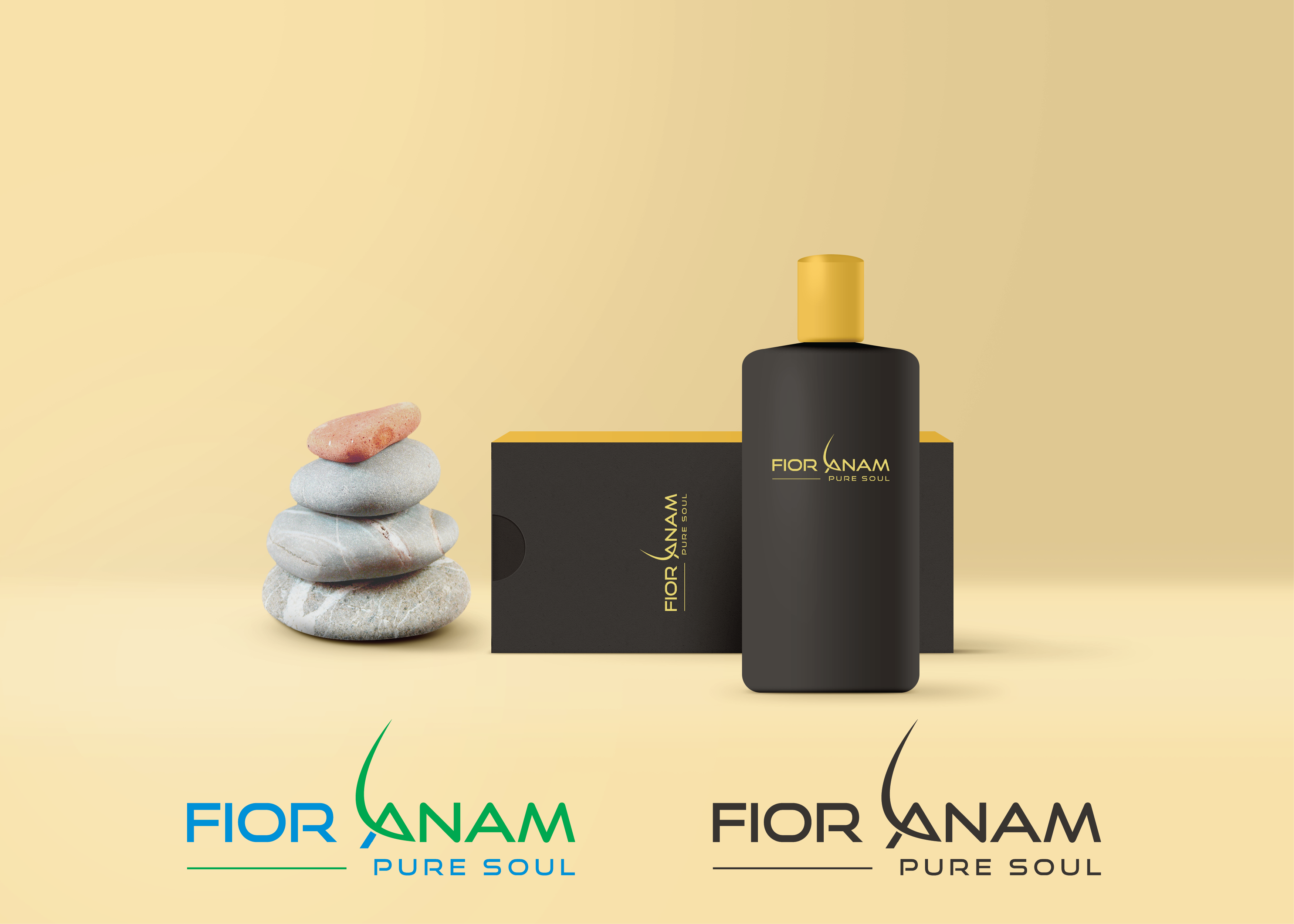 Logo Design by Prohor Ghagra - Entry No. 217 in the Logo Design Contest Creative Logo Design for Fior Anam.