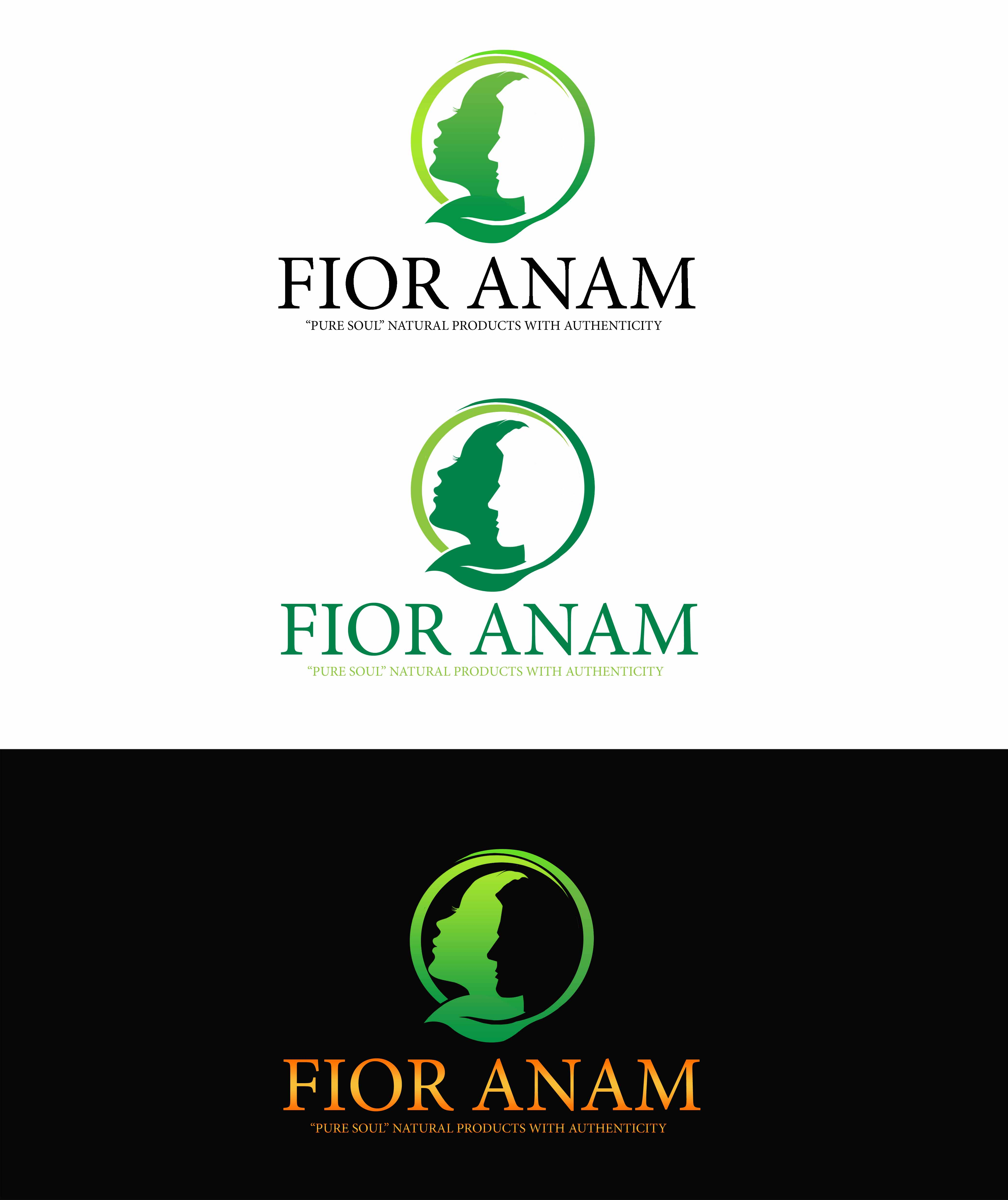 Logo Design by JSDESIGNGROUP - Entry No. 243 in the Logo Design Contest Creative Logo Design for Fior Anam.