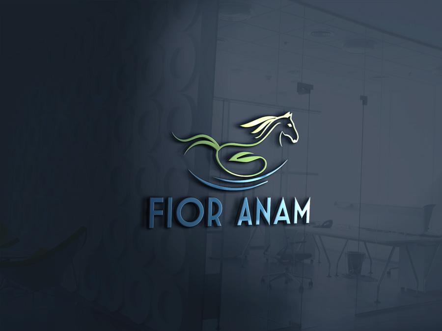 Logo Design by Apple Food - Entry No. 247 in the Logo Design Contest Creative Logo Design for Fior Anam.