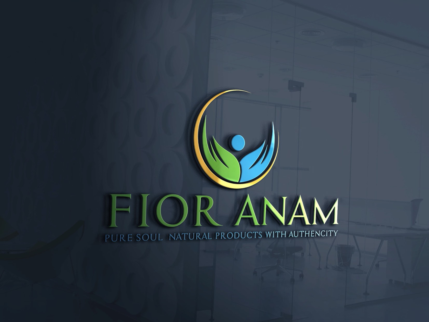 Logo Design by Lynx Graphics - Entry No. 249 in the Logo Design Contest Creative Logo Design for Fior Anam.
