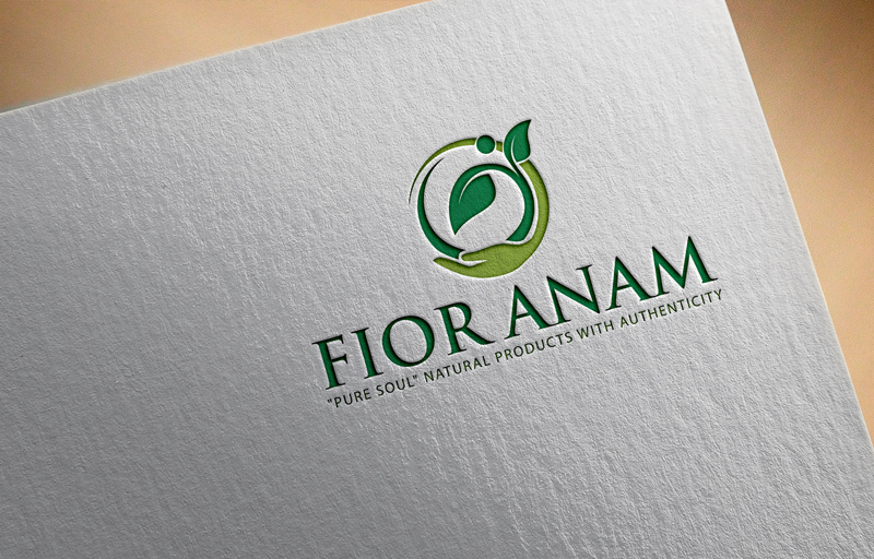 Logo Design by One Touch - Entry No. 254 in the Logo Design Contest Creative Logo Design for Fior Anam.