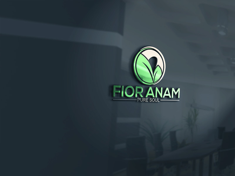 Logo Design by Private User - Entry No. 299 in the Logo Design Contest Creative Logo Design for Fior Anam.