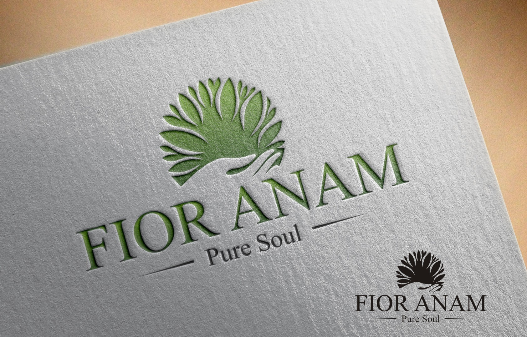 Logo Design by Lynx Graphics - Entry No. 304 in the Logo Design Contest Creative Logo Design for Fior Anam.