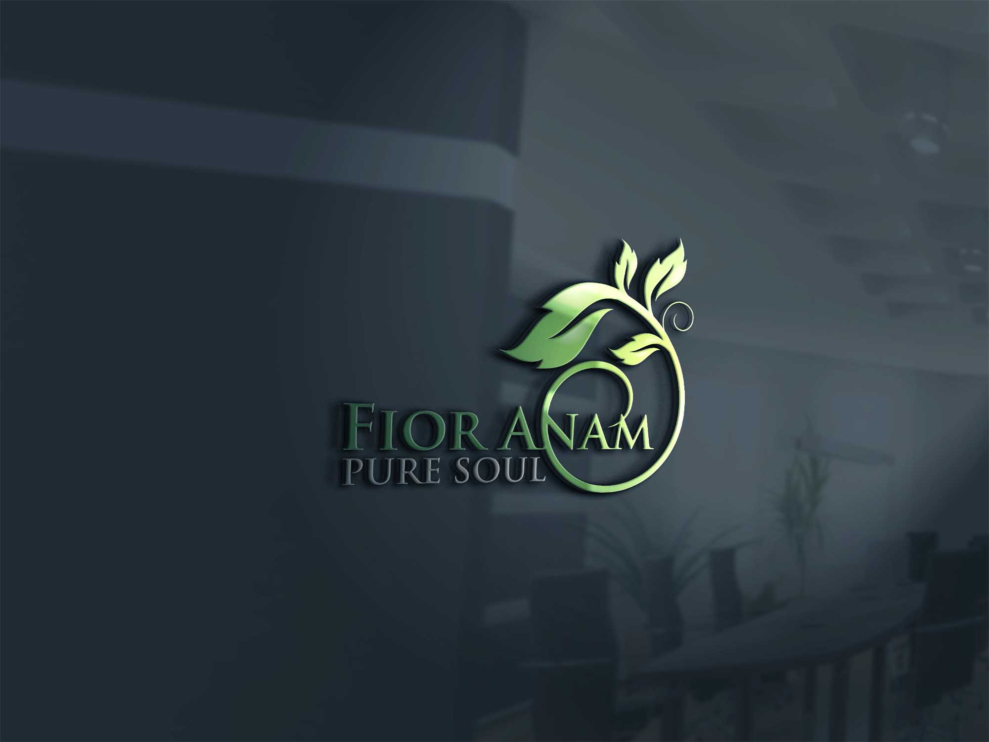 Logo Design by brands_in - Entry No. 306 in the Logo Design Contest Creative Logo Design for Fior Anam.
