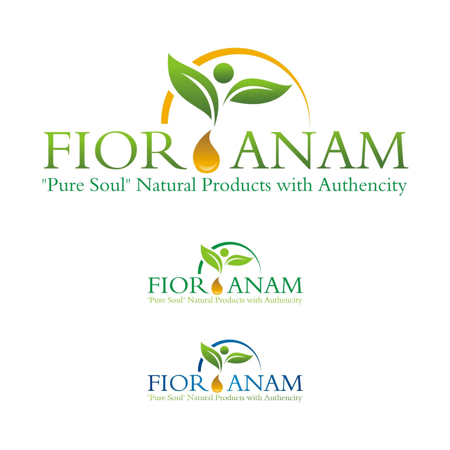 Logo Design by Lynx Graphics - Entry No. 313 in the Logo Design Contest Creative Logo Design for Fior Anam.
