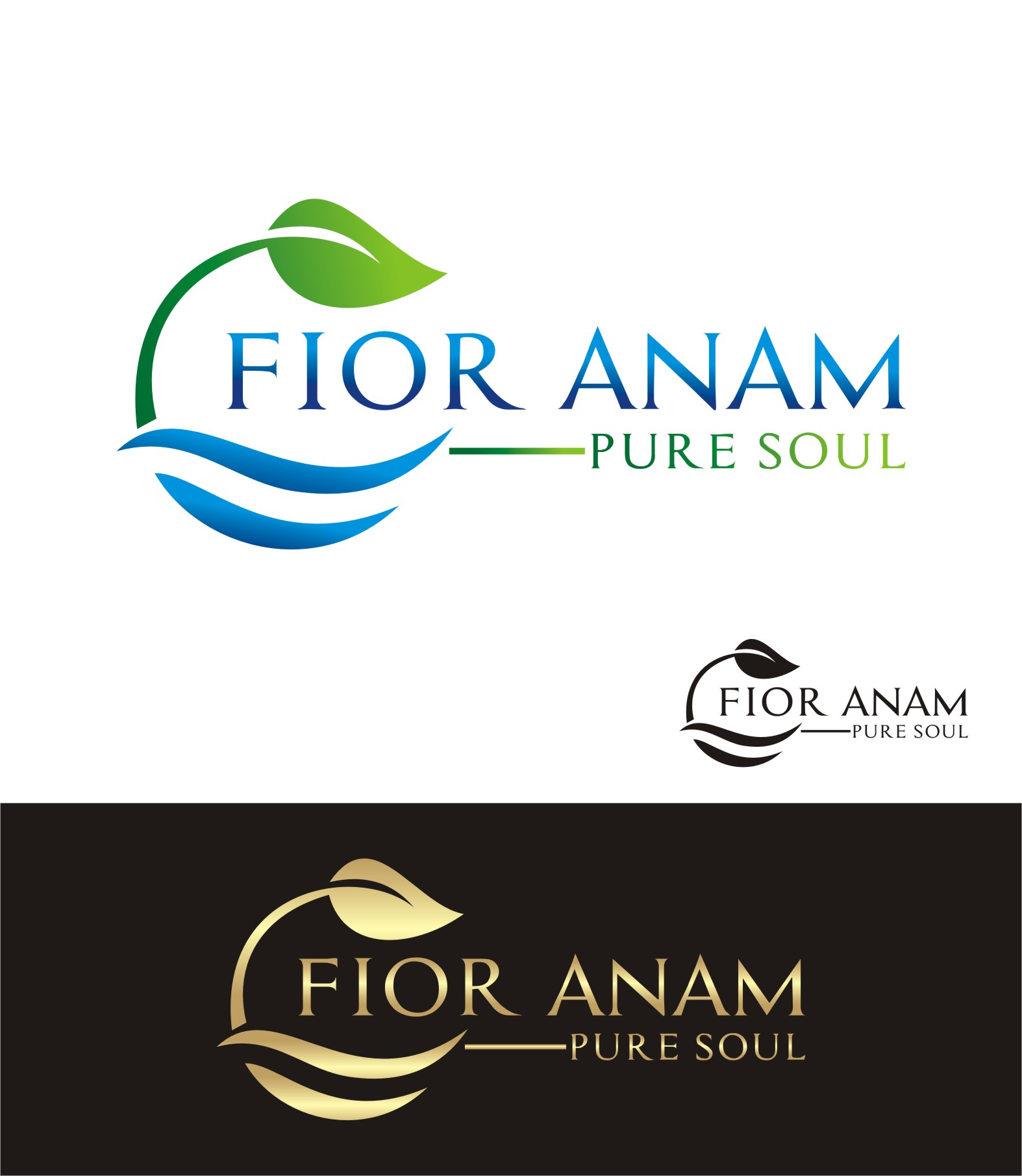 Logo Design by Lynx Graphics - Entry No. 315 in the Logo Design Contest Creative Logo Design for Fior Anam.