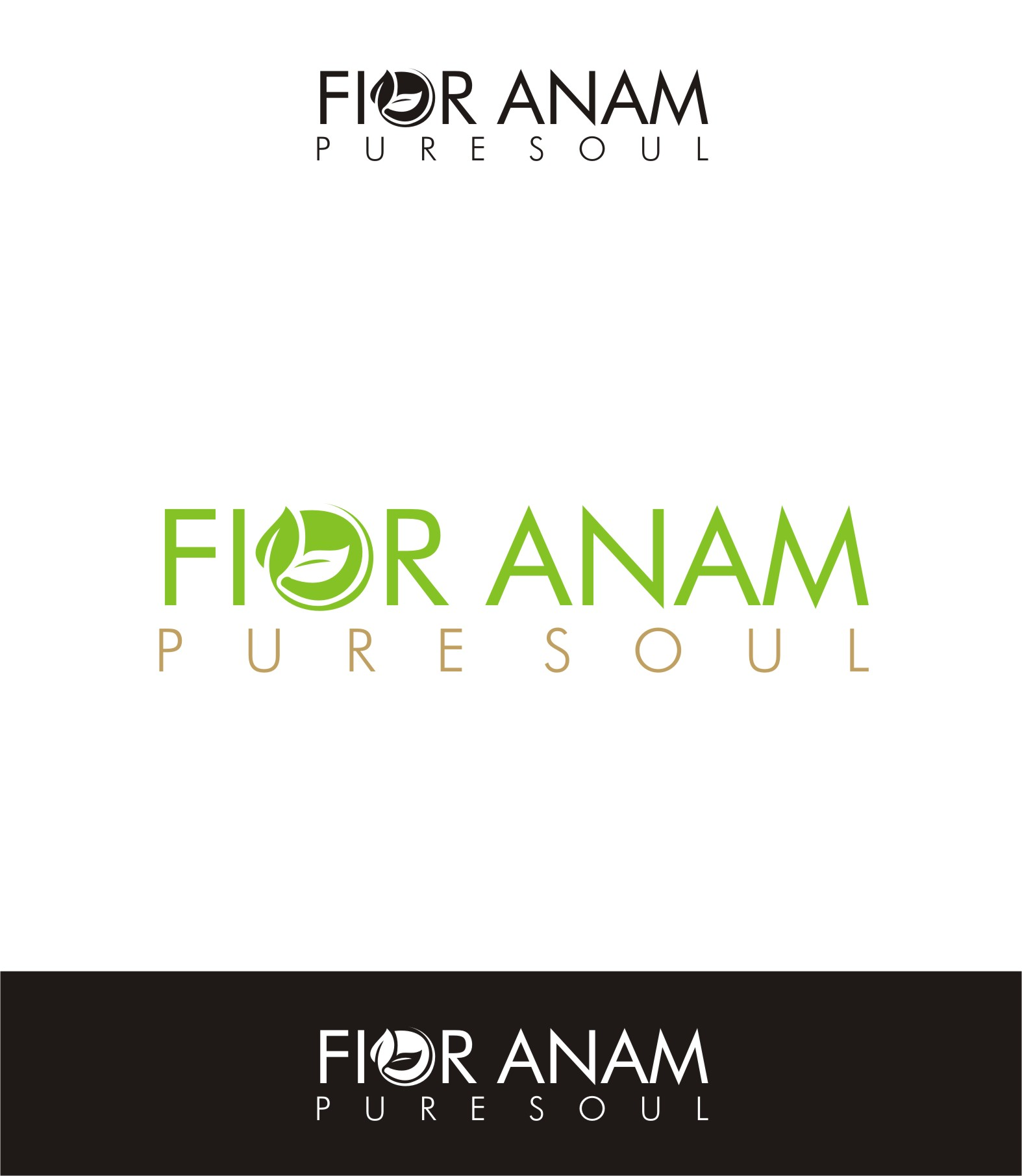 Logo Design by Lynx Graphics - Entry No. 321 in the Logo Design Contest Creative Logo Design for Fior Anam.