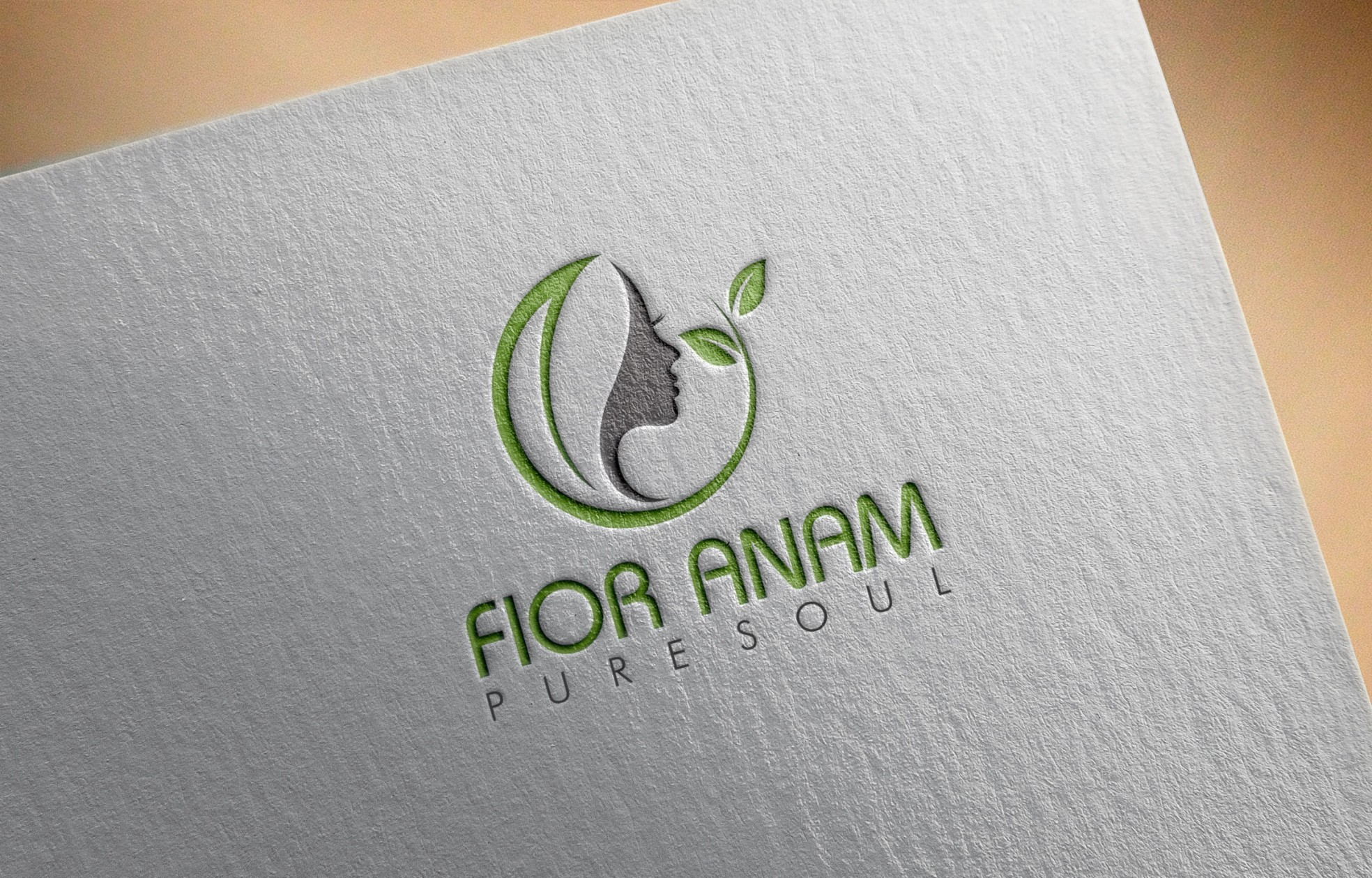 Logo Design by Lynx Graphics - Entry No. 322 in the Logo Design Contest Creative Logo Design for Fior Anam.