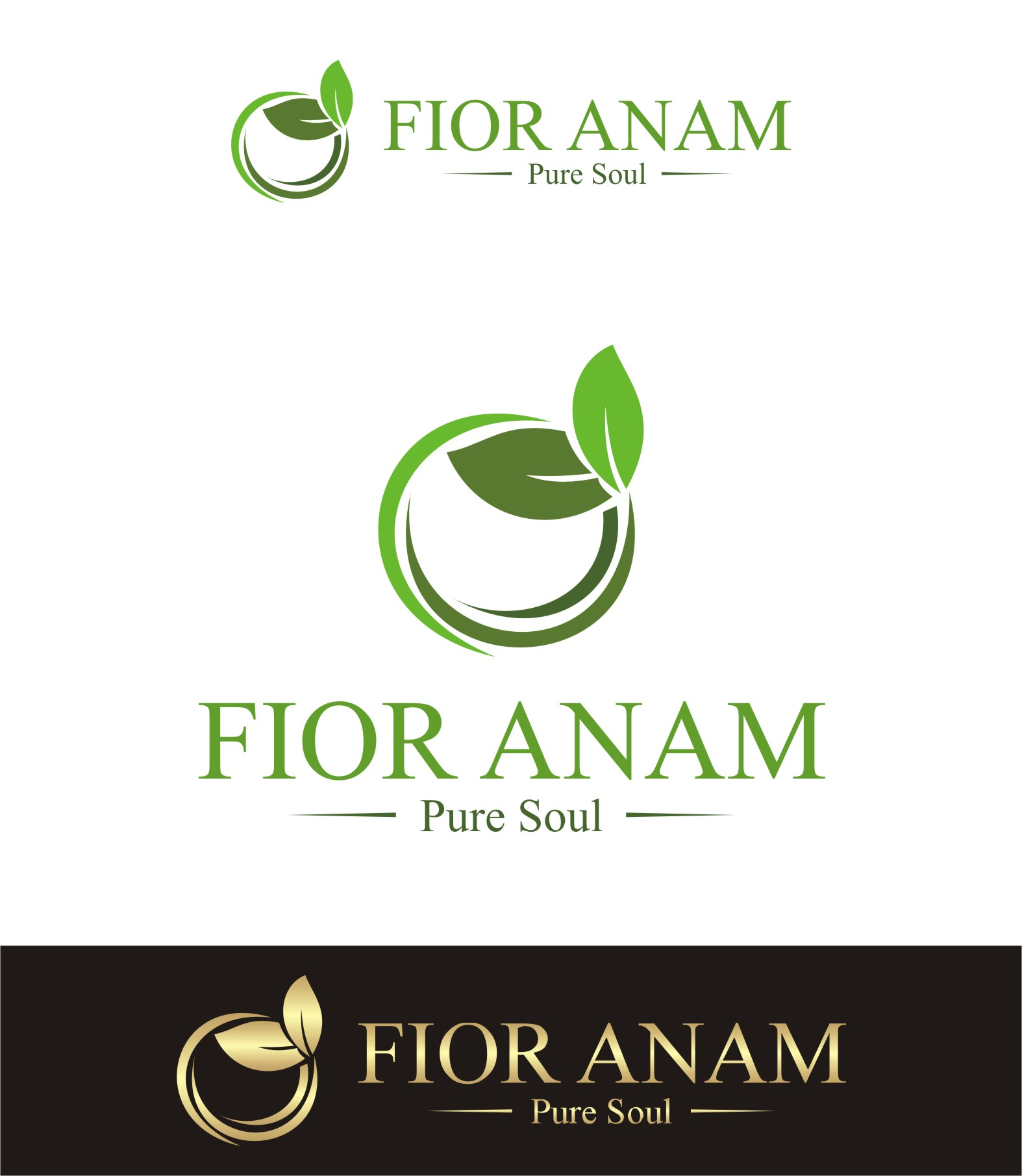 Logo Design by Lynx Graphics - Entry No. 323 in the Logo Design Contest Creative Logo Design for Fior Anam.