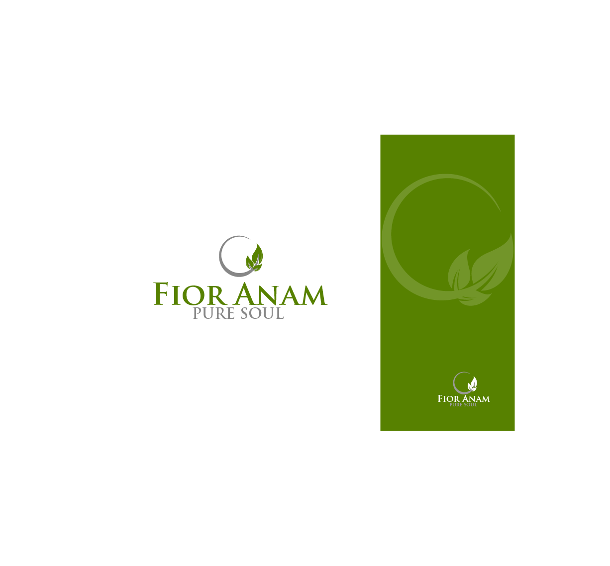 Logo Design by brands_in - Entry No. 332 in the Logo Design Contest Creative Logo Design for Fior Anam.