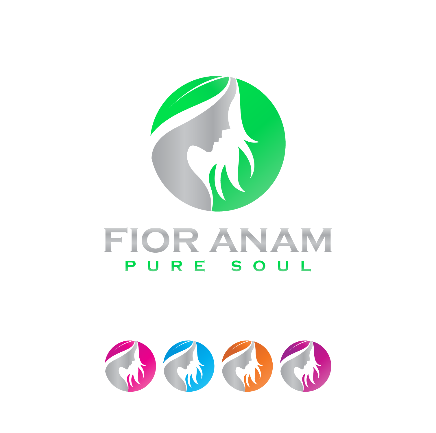 Logo Design by Batter Fly - Entry No. 346 in the Logo Design Contest Creative Logo Design for Fior Anam.