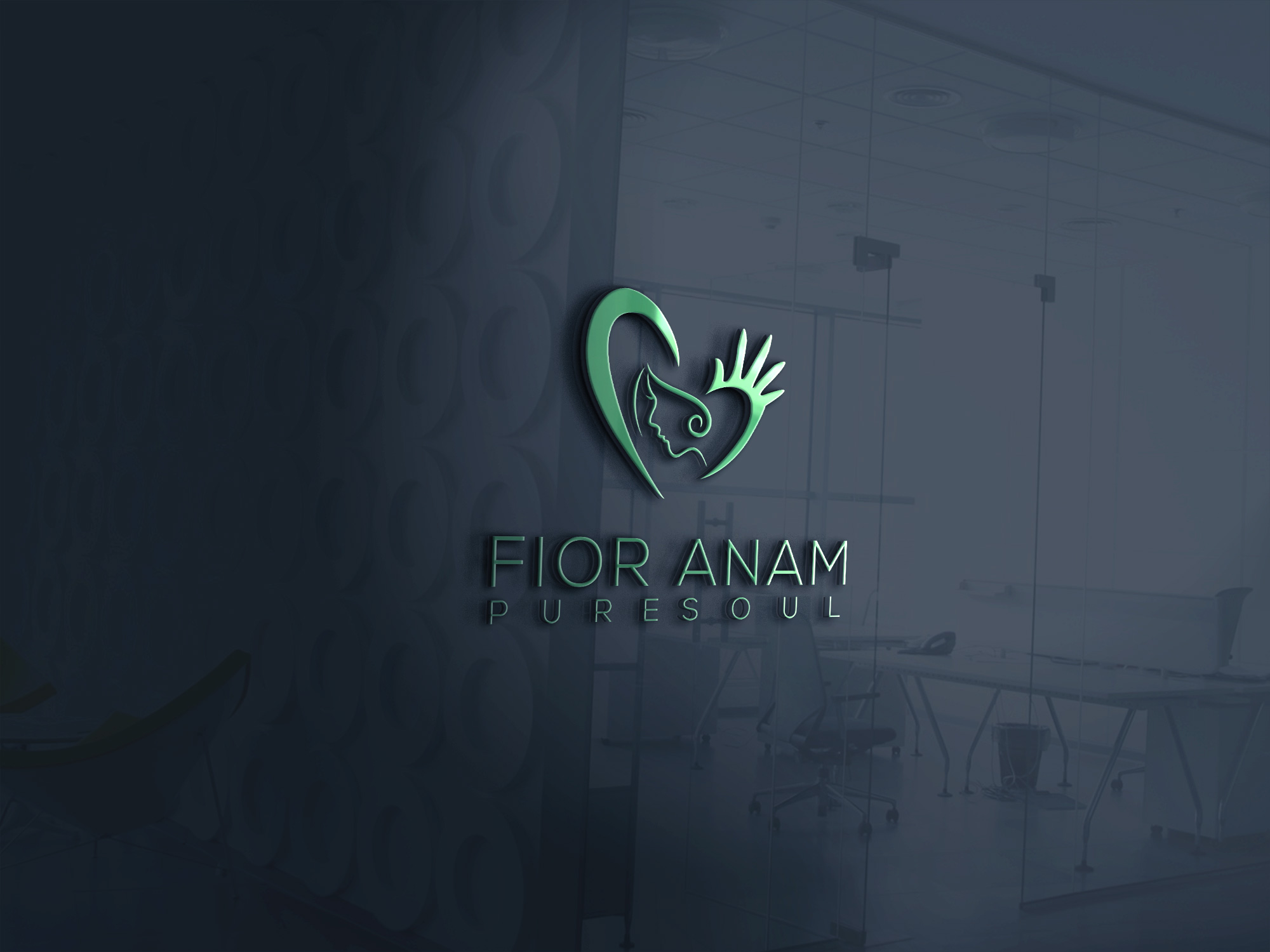 Logo Design by Robiul Robin - Entry No. 362 in the Logo Design Contest Creative Logo Design for Fior Anam.