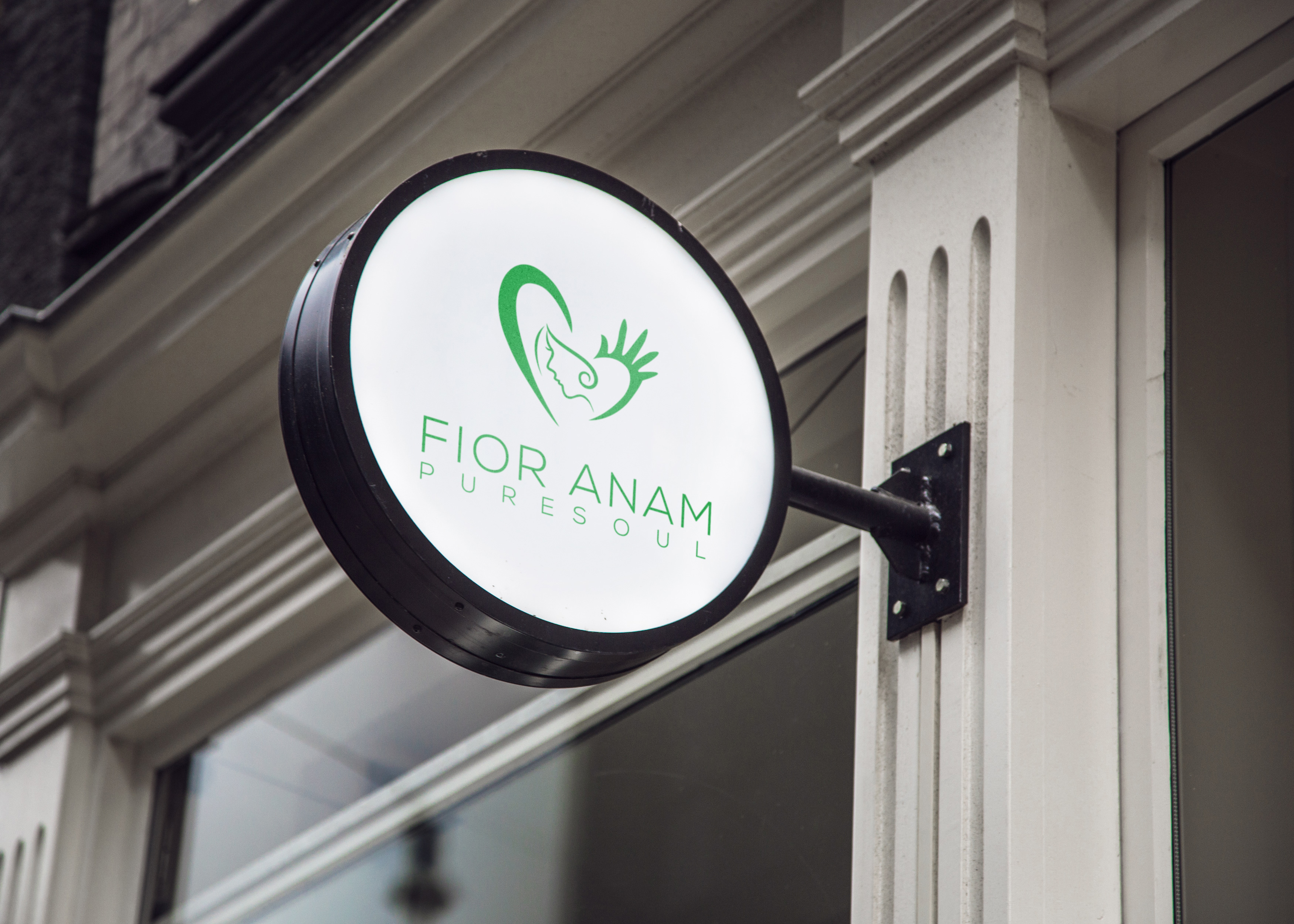 Logo Design by Robiul Robin - Entry No. 363 in the Logo Design Contest Creative Logo Design for Fior Anam.
